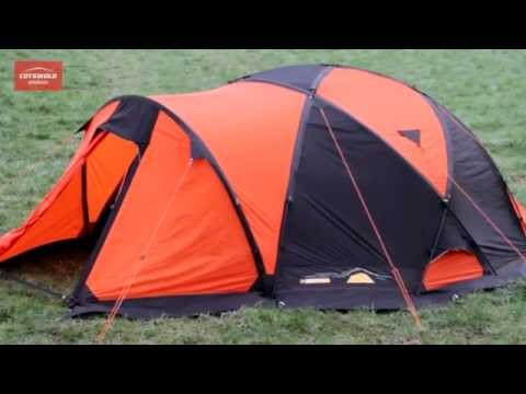 & Force 10 Spindrift tent | Cotswold Outdoor product video - YouTube