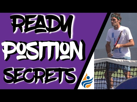 Thumbnail: Secrets of the Ready Position at Net