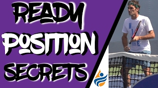 Secrets of the Ready Position at Net