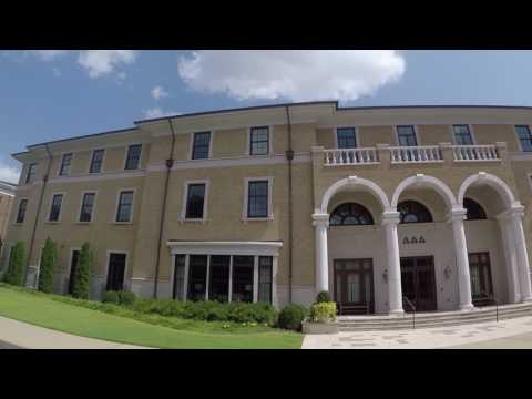 University Of Alabama Greek Houses