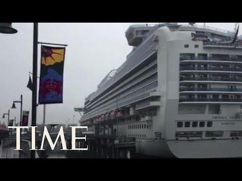 FBI Arrests Suspect In Woman's Death Aboard Alaska Cruise Ship, Described As Domestic Dispute   TIME