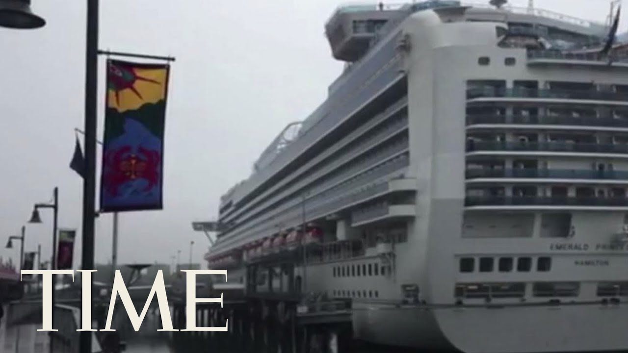 FBI Arrests Suspect In Womans Death Aboard Alaska Cruise Ship - What happens when someone dies on a cruise ship