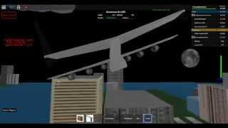 ROBLOX Testdes les limites de l'An-225