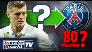 Kroos zu Paris Saint-Germain? Franzosen bereiten 80 Mio. €-Angebot vor | TRANSFERMARKT