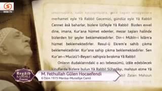 Video M  Fethullah Gülen Hocaefendi'nin Regaip Kandili Duası download MP3, 3GP, MP4, WEBM, AVI, FLV November 2017