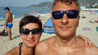 Аланья, Турция: Наталья и Евгений - путешествия без границ