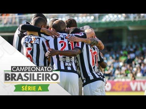 Melhores Momentos - Coritiba 0 x 2 Atlético-MG - Campeonato Brasileiro (30/07/17)