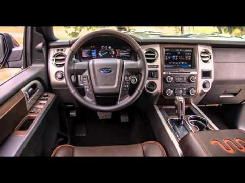 2016 Ford Expedition Interior Youtube