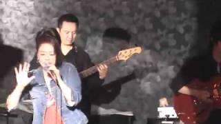 富山市のライブバーTHE EARTHのSUMMER LIVE2009の映像 Vo:miyo EP:川...