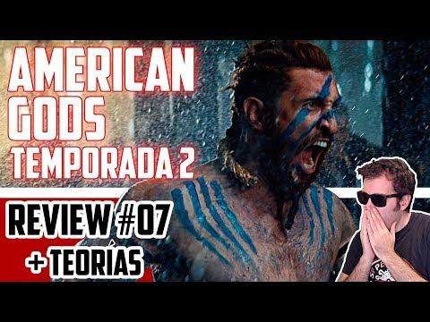 AMERICAN GODS | TEMPORADA 2 | CAPÍTULO 7 | REVIEW ESPAÑOL | Rey de Dioses