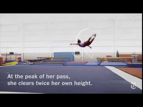 Simone Biles is truly an inspiration!