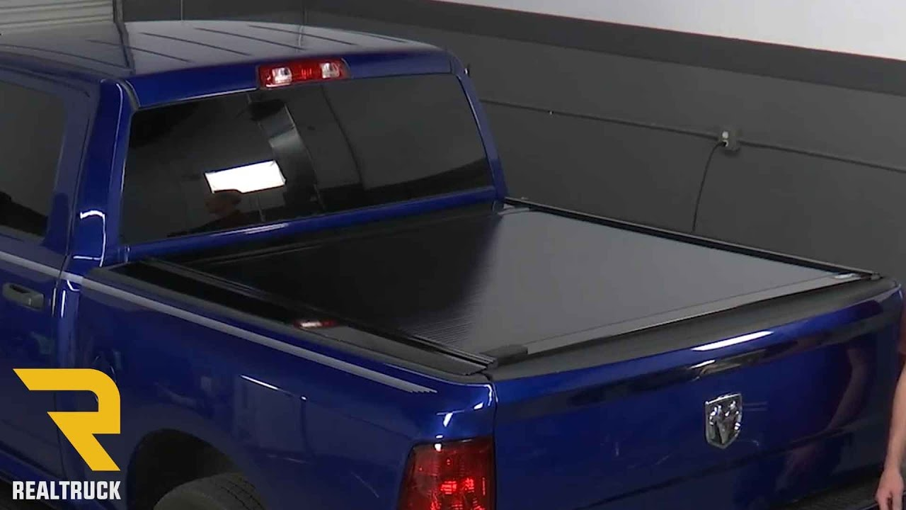 How to Install GatorTrax Tonneau Cover at RealTruck.com ...