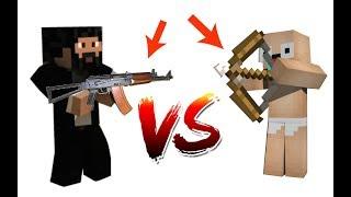 Zengİn Vs Fakİr Hayati #10 - Minecraft Dizisi