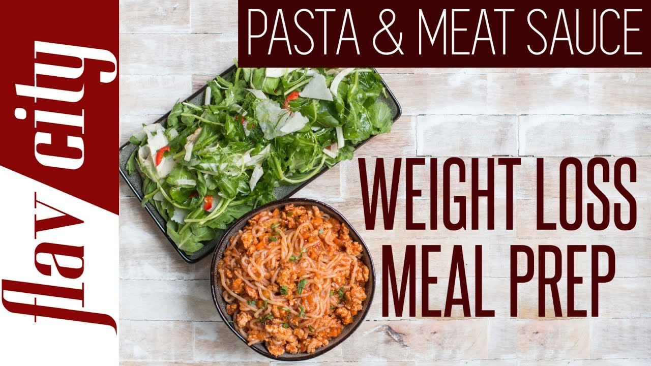 Can You Eat Spaghetti Lose Weight Healthy Low Calorie Meal Prep