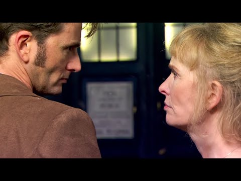 The Time Lord victorious is wrong! - Doctor Who - The Waters of Mars - BBC