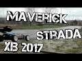 Maverick Strada XB 2017 in water and jump