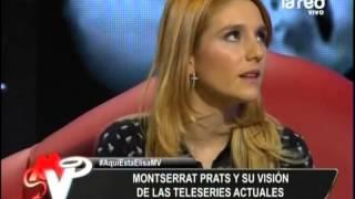 Montserrat Prats y su visión de los actores