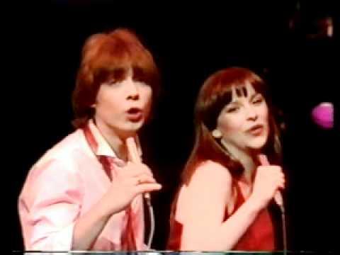 """UNITED KINGDOM 1982 - Bardo sing """"One Step Further"""""""