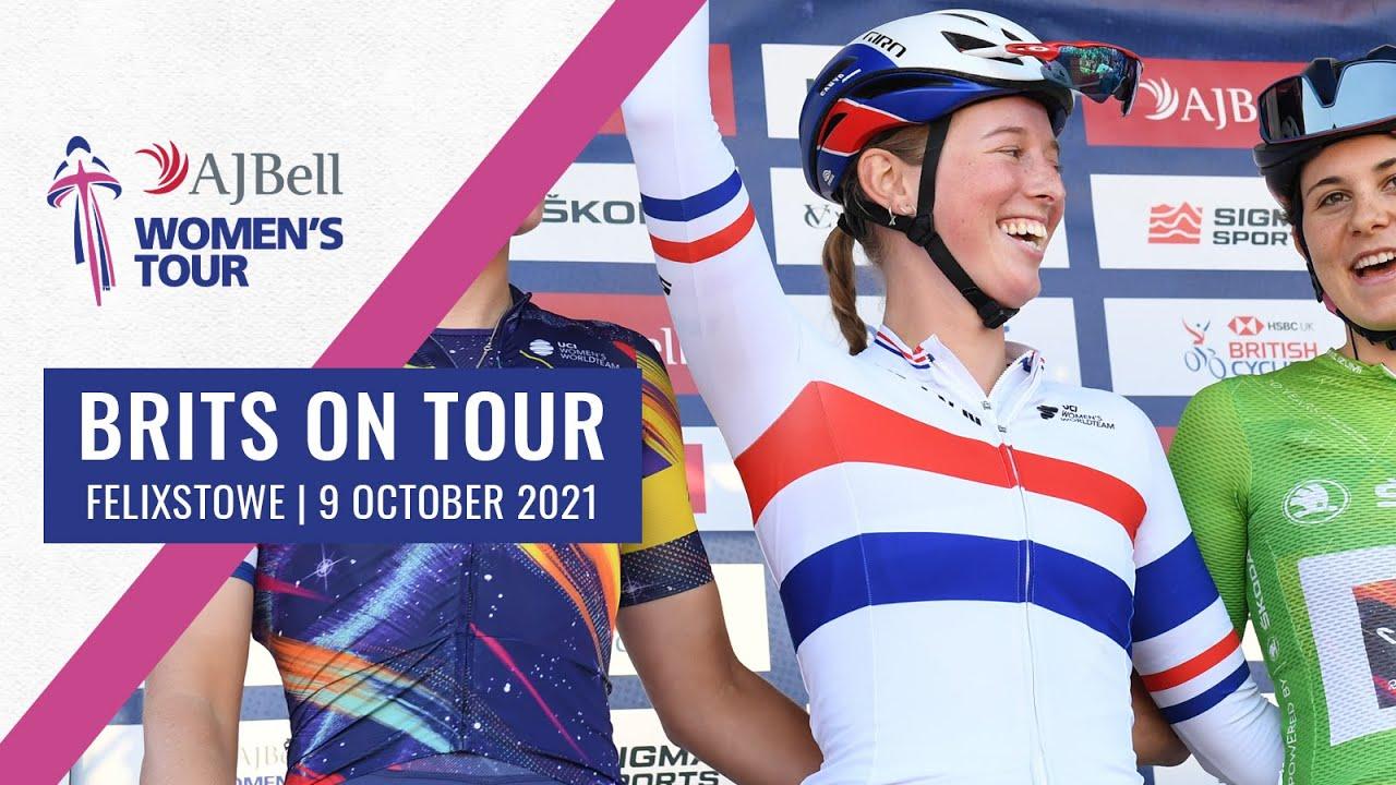 AJ Bell Women's Tour   Brits on Tour