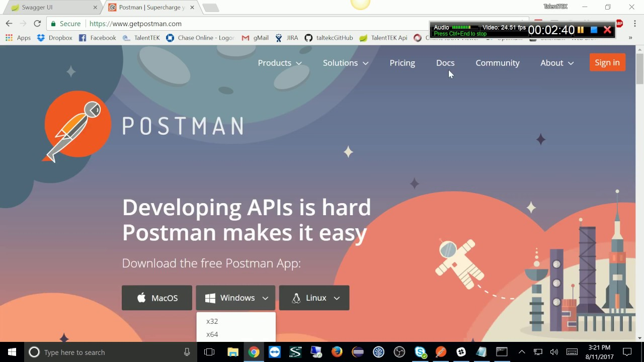 API Automation Testing using Postman, Swagger, npm Part 4 (last video) by  TalentTEK