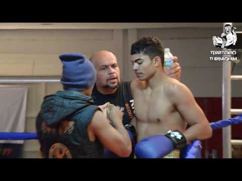 Bruno vs Romulo - Campeonato Brasileiro Kickboxing WKF 2016