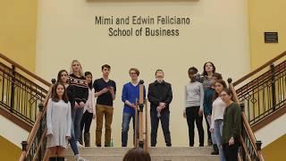Verona High School Chamber Choir Performance
