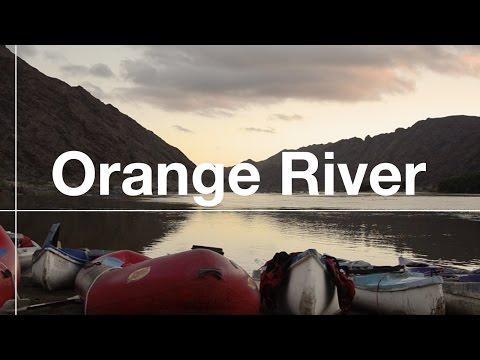 Orange River | Rafting | Promo
