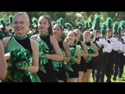 Green Wave Heads to London - Fort Myers High School Marching Band