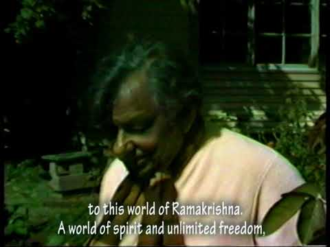 Swami Aseshananda speaking about Direct...