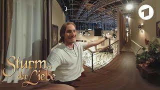 360-Grad-Freitag: Die Lobby | Sturm der Liebe