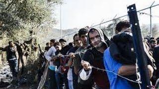 Austria rolls out Razor Wire fence along Slovenia