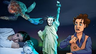 Pollution des océans, catastrophe à New York, sommeil dangereux - L'AstroNews #15