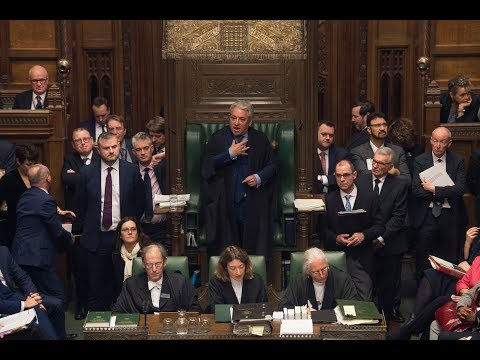 LIVE – final day of Commons debate on the Brexit deal ahead of the vote on the EU Withdrawal Bill