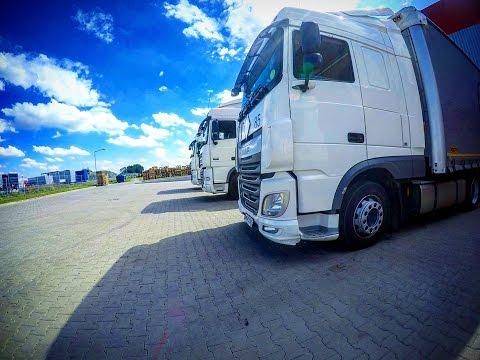 19 Letni LLU Jako Kierowca Ciężarówki || 2400 i WEEKEND||