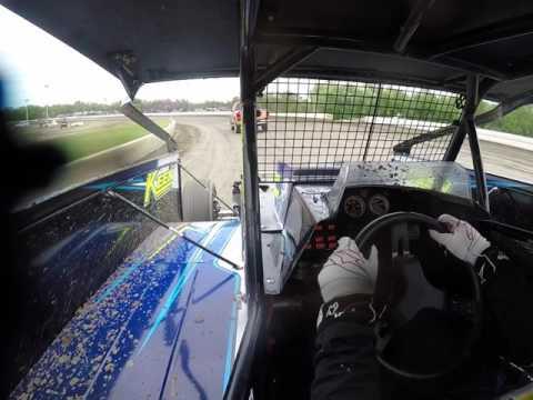 Bridgeport Speedway Rookie Feature 4/30/17
