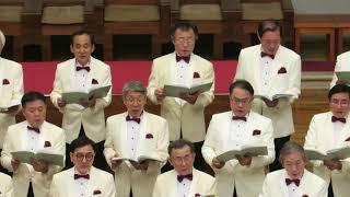 가톨릭남성합창단 울바우 38주년 정기연주회 2017-3 제2부 가곡/일반곡