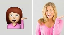 9 Emojis und ihre geheime Bedeutung!
