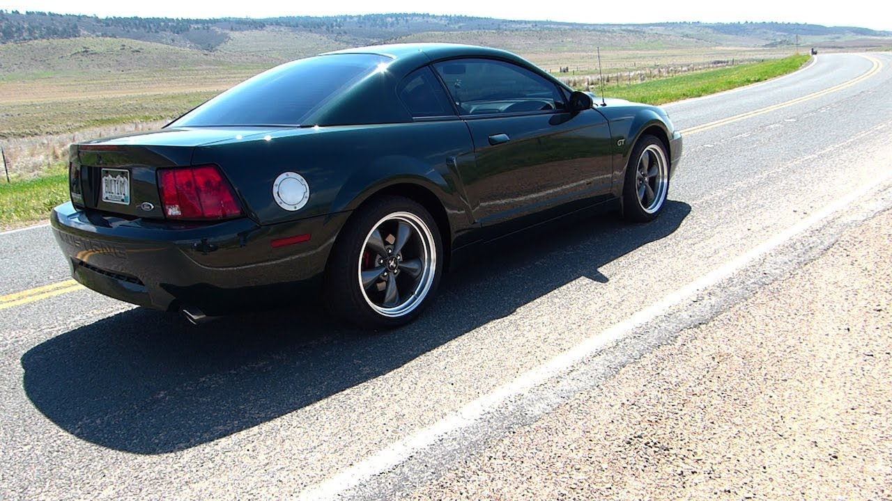 Modern Collectibles Exposed: The 2001 Mustang Bullitt Edition 0-60 ...