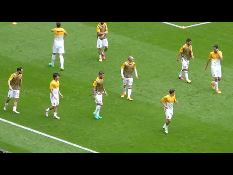 Andrés Iniesta ● Álvaro Morata ● Italy vs Spain ● Euro 2016