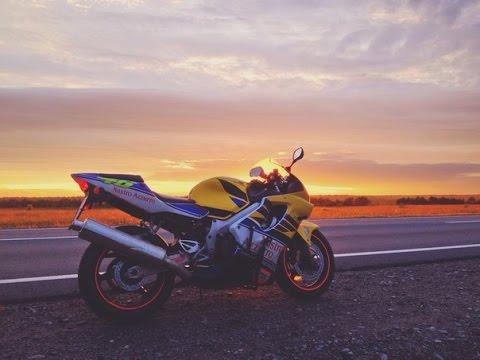 Honda cbr600f4i top speed - YouTube