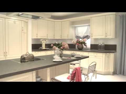 Nobilia küche landhaus cottage style
