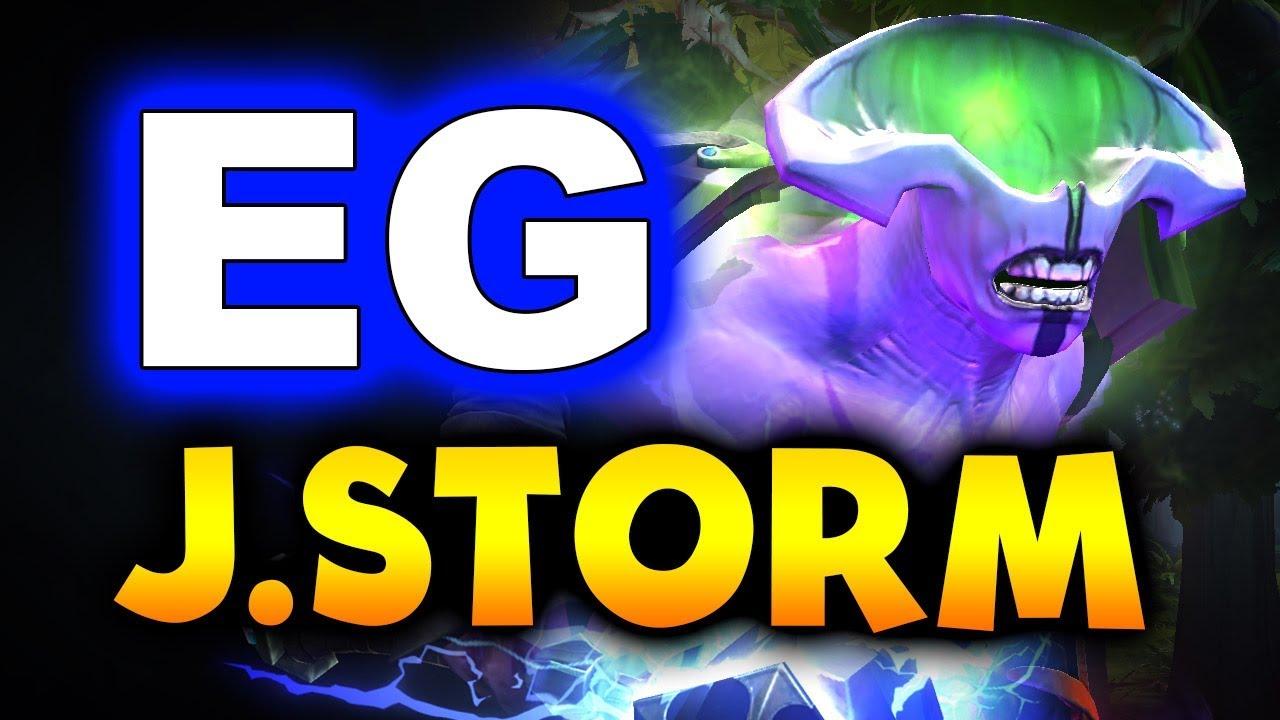 EG vs J.STORM - BEST NA TEAMS! - MDL CHENGDU MAJOR 2019 DOTA 2 thumbnail