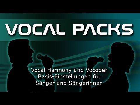 Vocal Packs - Demo - Soundwonderland