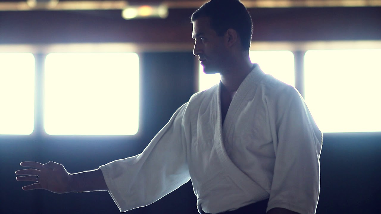 aikido | technique #2 | Tanto-dori