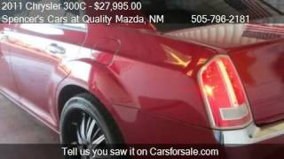 2011 Chrysler 300C C RWD Hemi V-8 - for sale in Albuquerque,