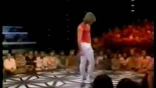 Andy Gibb onThe Osmond Family Valentine ...