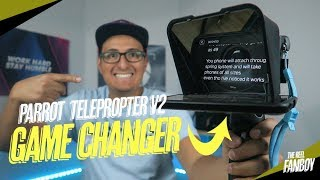 PARROT TELEPROMPTER V2 - WHY EVERY YOUTUBER SHOULD OWN ONE