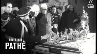 Visit Of President Eisenhower In Delhi (1959)