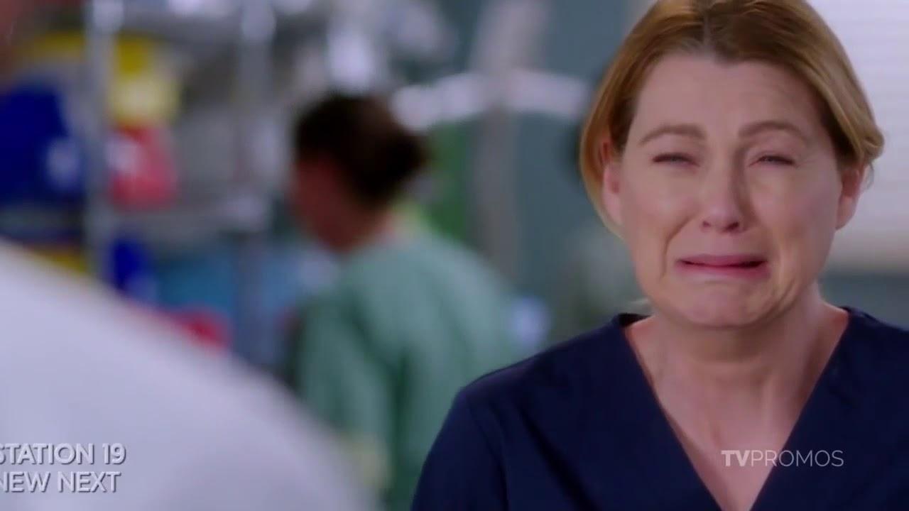 Grey's Anatomy 14x23 ''Cold as Ice'' Promo (Legendado ...