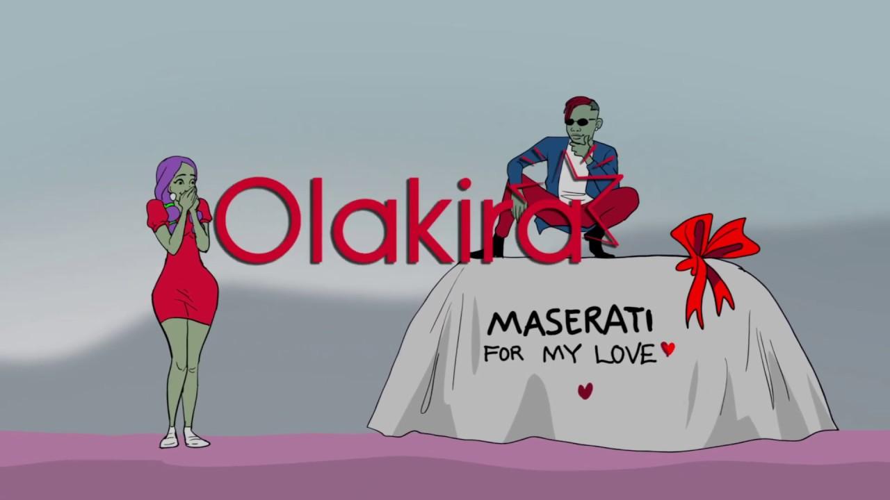 Olakira - In My Maserati [Visualizer]